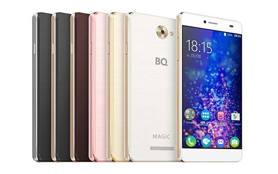 BQ-mobile BQS-5070 Magic